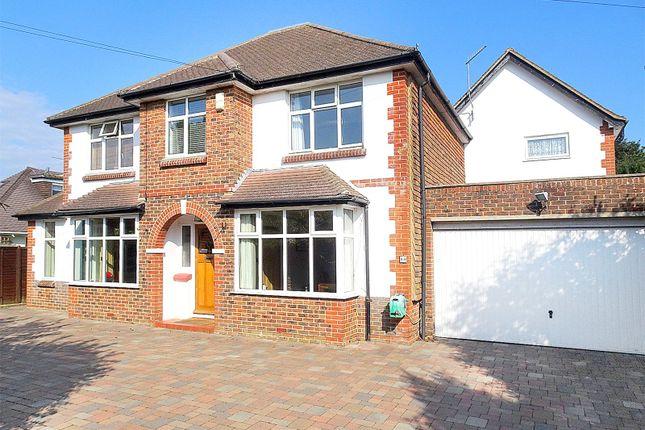 Thumbnail Detached house for sale in North Lane, Rustington, Littlehampton