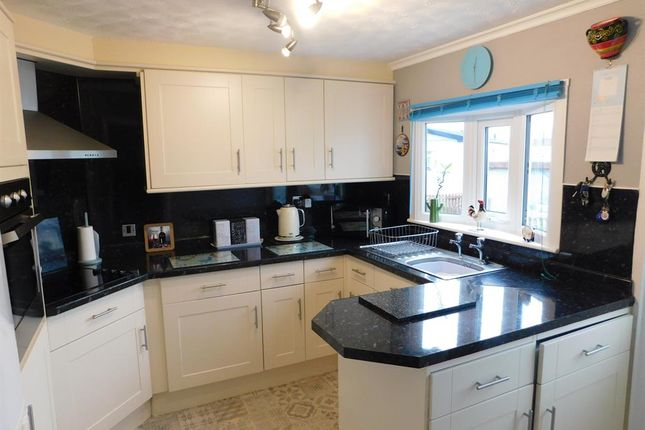 Kitchen 1 of Kingfisher Drive, Beacon Park Home Village, Skegness PE25