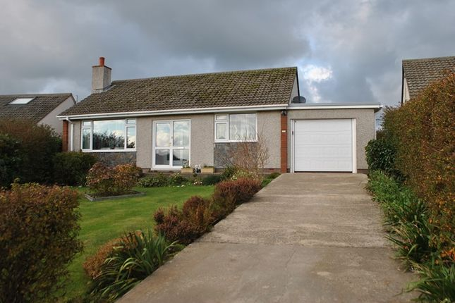 Thumbnail Detached bungalow for sale in 11 Ballakneale Close, Port Erin