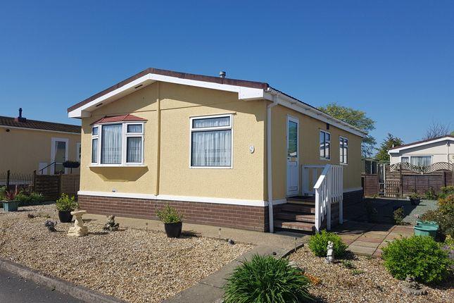Thumbnail Mobile/park home for sale in Redhill Lane, Watton, Thetford