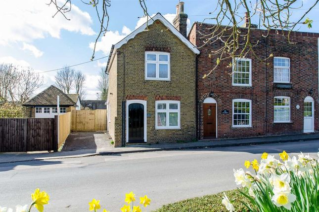 Thumbnail End terrace house to rent in The Street, Borden, Sittingbourne