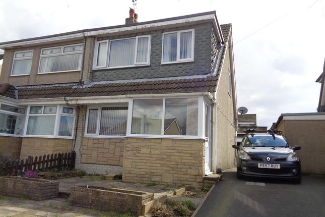 Thumbnail Semi-detached house to rent in Sands Road, Ulverston