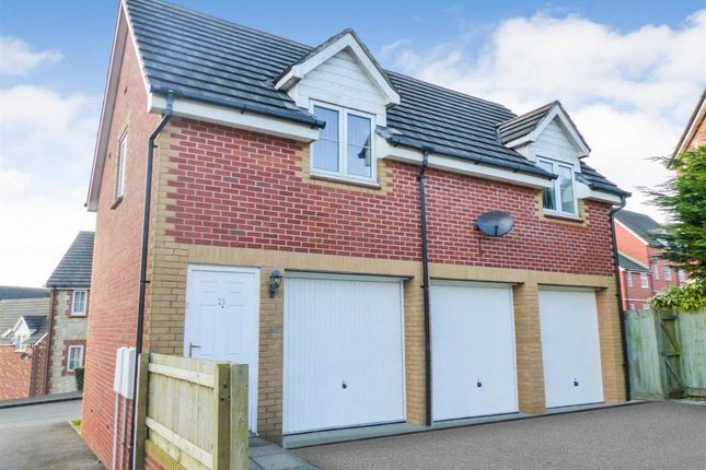 Thumbnail Flat for sale in Woolpitch Wood, Chepstow