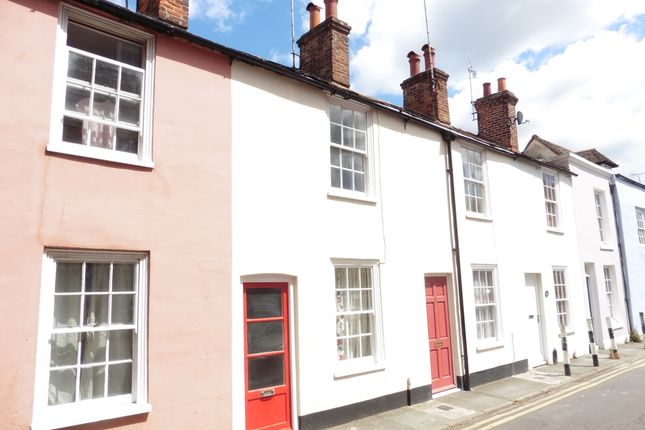 Thumbnail Terraced house to rent in Ivy Lane, Canterbury