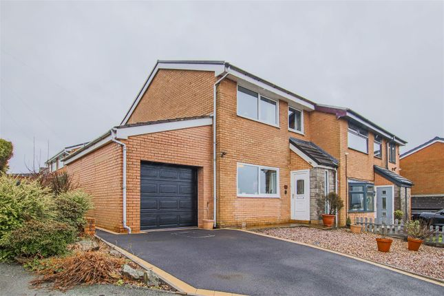 3 bed semi-detached house for sale in Richmond Avenue, Burnley BB10