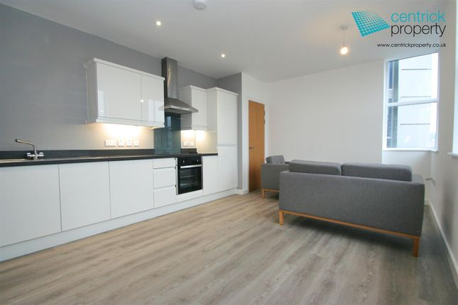Thumbnail Flat for sale in Century House, Shirley, Solihull