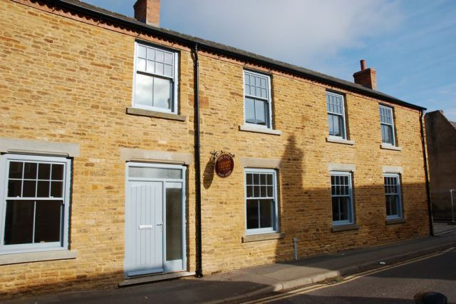 Thumbnail Semi-detached house for sale in High Street, Moulton, Northampton