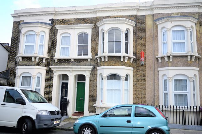 Thumbnail Terraced house to rent in Mossford Street, Mile End, East London