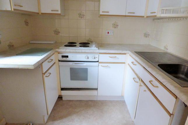 Kitchen of The Parade, Carmarthen SA31
