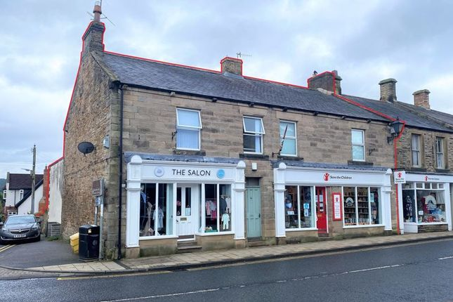 Commercial property for sale in 1 Westgate, Haltwhistle, Northumberland
