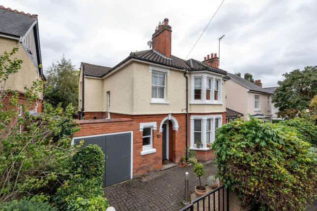 Thumbnail Detached house for sale in Ireton Road, Lexden, Colchester