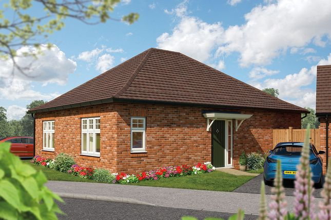 "Thumbnail Bungalow for sale in ""The Laurel"" at Mandale Close, Bishops Itchington, Southam"