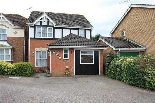 Thumbnail Detached house for sale in Highfield, Watford