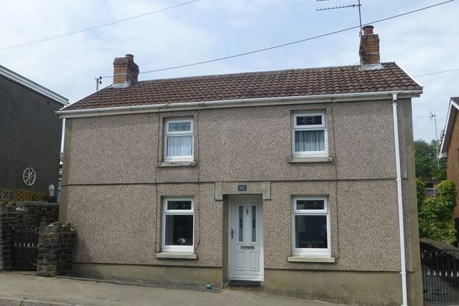 Thumbnail Detached house for sale in Cwmgarw Road, Upper Brynamman, Ammanford, Carmarthenshire.