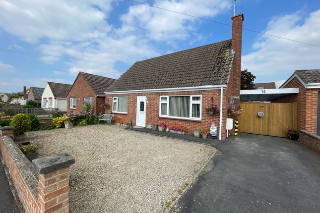 Thumbnail Detached bungalow for sale in Field Close, Westbury