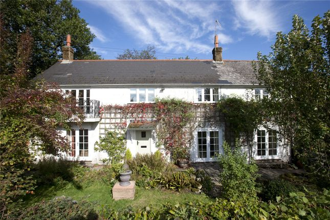 Thumbnail Detached house for sale in Charlton Lane, Charlton, Shaftesbury, Wiltshire
