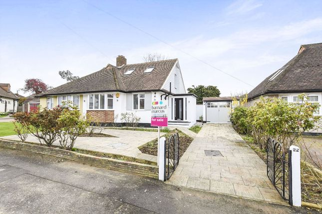 Thumbnail Bungalow for sale in Burford Road, Worcester Park
