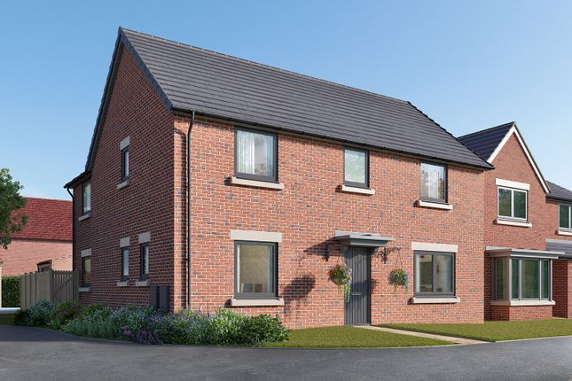 "Thumbnail Detached house for sale in ""The Kempthorne"" at Cautley Drive, Killinghall, Harrogate"