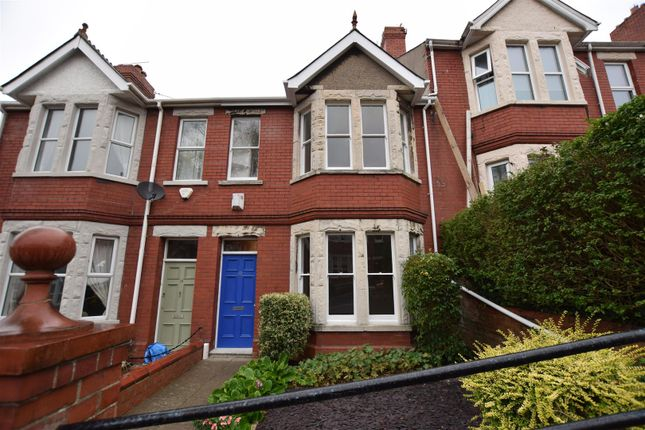 Thumbnail Terraced house for sale in The Grove, Barry