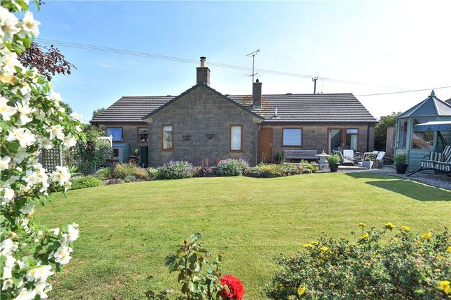 Detached bungalow for sale in Back Drove, Leigh, Sherborne, Dorset