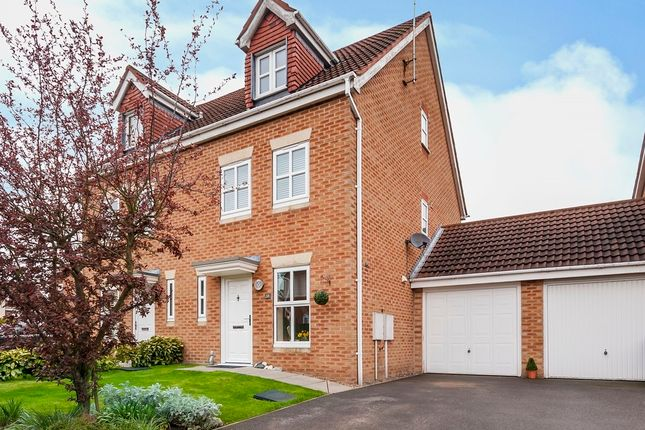 Thumbnail Semi-detached house for sale in Kirkstone Avenue, Heanor