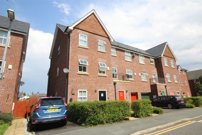 Thumbnail End terrace house to rent in Holywell Drive, Warrington