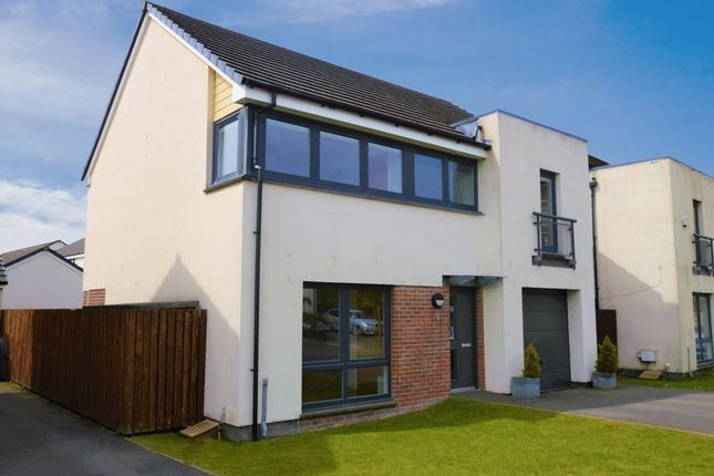 Thumbnail Detached house for sale in Crofton Avenue, Braehead, Renfrew