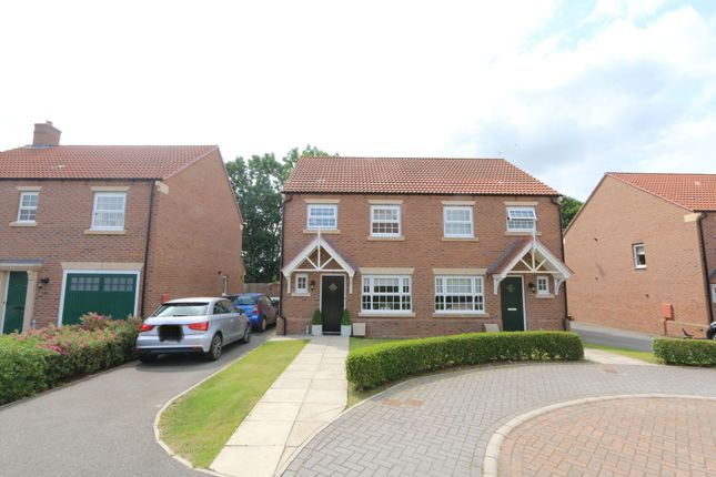 Longbridge Close, Easingwold, York YO61