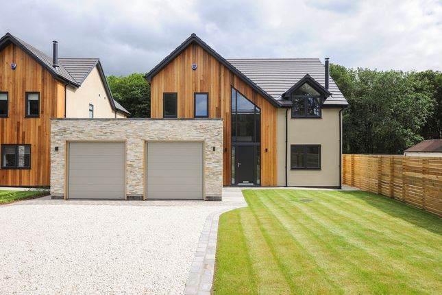 Thumbnail 4 bed detached house for sale in 75 Ashover Road, Old Tupton, Chesterfield