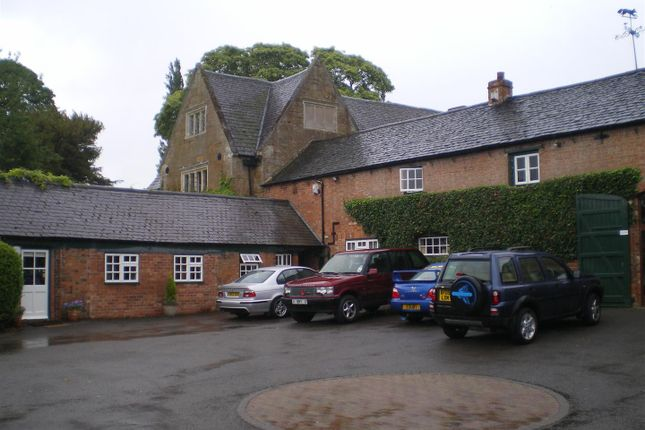 Office to let in Main Street, Tur Langton, Leicester