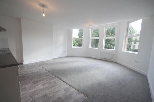 Thumbnail Flat to rent in Eversfield Road, Eastbourne