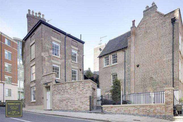Thumbnail Terraced house for sale in St. James's Terrace, City Centre, Nottinghamshire