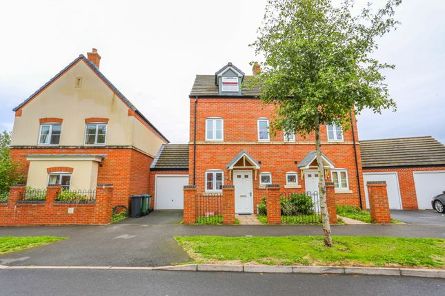 Thumbnail Semi-detached house for sale in Crown Street, Smethwick
