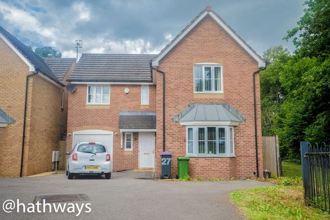 Thumbnail Detached house to rent in Mill House Court, Coed Eva, Cwmbran