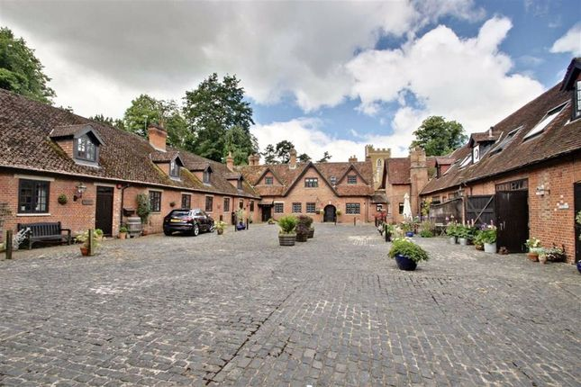 Thumbnail Semi-detached house for sale in Stable Yard, Mentmore, Buckinghamshire