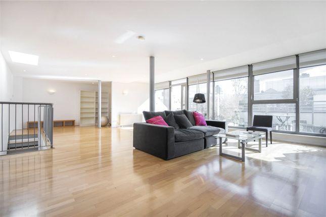 Thumbnail Flat to rent in Enclave Court, 2 Dallington Street, London