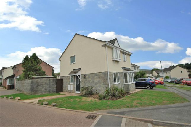 Thumbnail Detached house for sale in Woolms Meadow, Ivybridge