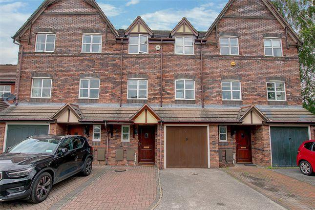 Thumbnail Terraced house for sale in Foxes Meadow, Kings Norton, West Midlands