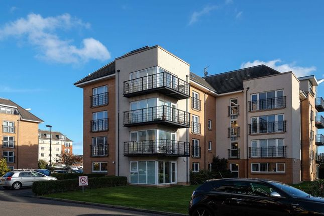 Thumbnail Flat for sale in 8/8 Appin Place, Slateford, Edinburgh