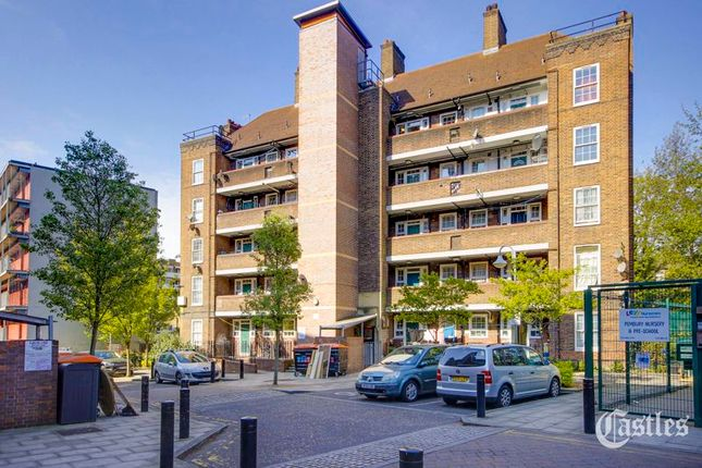 1 bed flat for sale in Langley House, Pembury Road, London E5