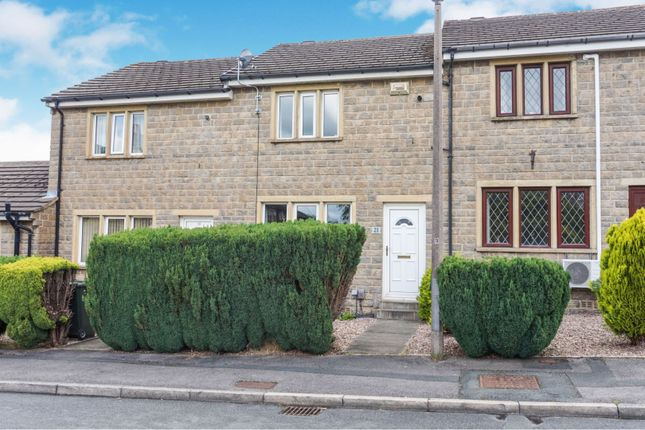 Thumbnail Town house for sale in Forge View, Steeton