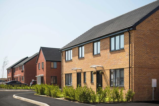 "Thumbnail Property for sale in ""The Poplars"" at Chamberlain Way, Peterborough"