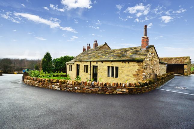 Thumbnail Cottage for sale in Mock Hall Farm, Leeds Road, Mirfield