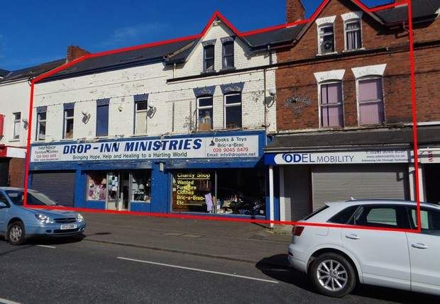 Thumbnail Retail premises to let in Castlereagh Road, Belfast, County Antrim