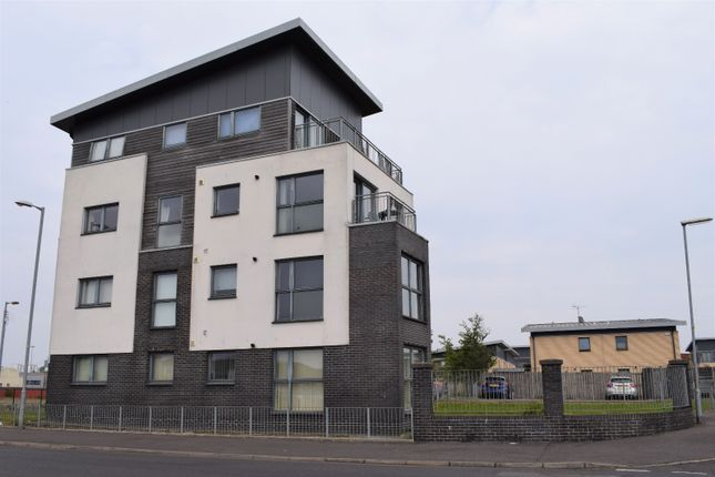 Thumbnail Flat for sale in 30 Vicarfield Place, Flat 0/1, Govan