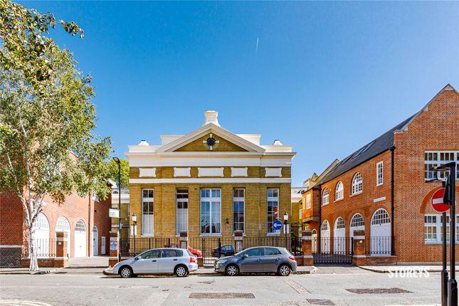 Studio to rent in Chart Street, Shoreditch, London N1