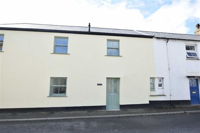 Thumbnail Terraced house to rent in Bridgerule, Holsworthy