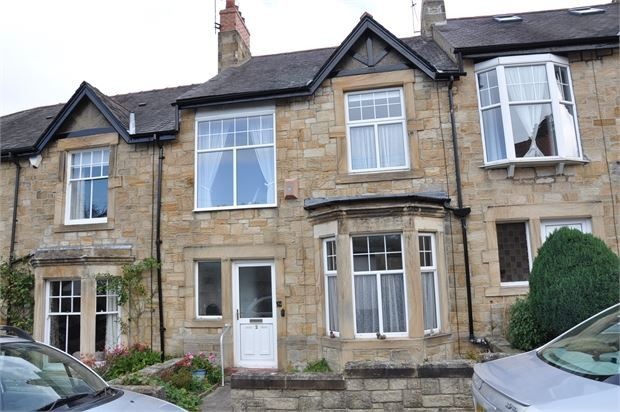 Thumbnail Terraced house for sale in St Andrews Road, Hexham