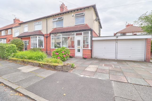 Thumbnail Semi-detached house for sale in Crow Hill North, Middleton, Manchester