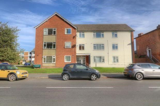 Thumbnail Flat for sale in Brunswick Street, Leamington Spa